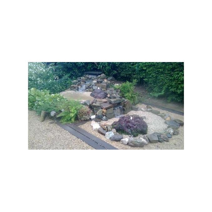 fontein lavasteen