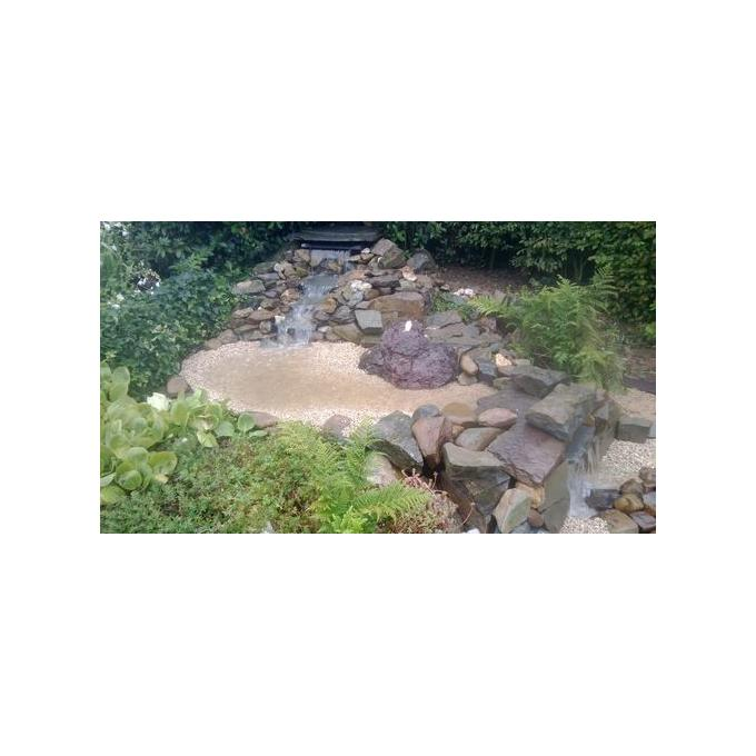 natuurlijke waterval