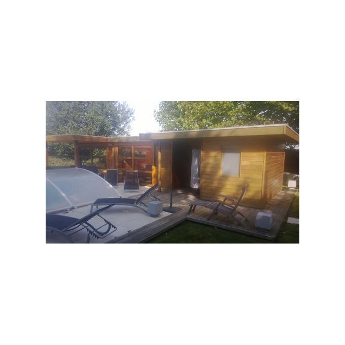 patio cederhout